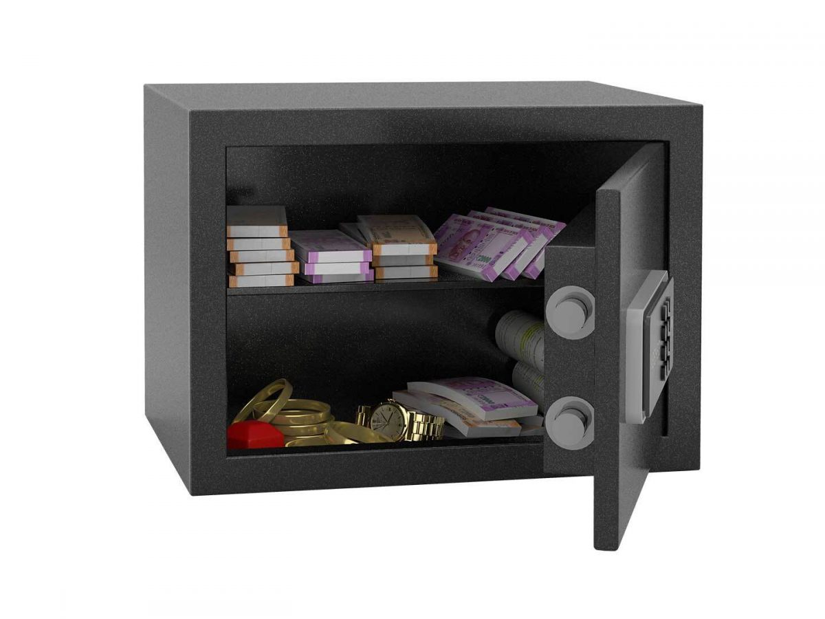 Godrej NX PRO Digital 15L - Ebony 00495 Locker in Bangladesh